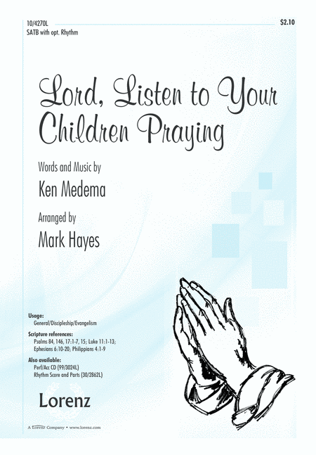 Lord, Listen to Your Children Praying