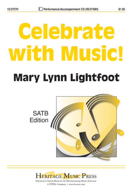 Celebrate with Music!