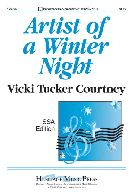 Artist of a Winter Night