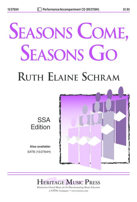 Seasons Come, Seasons Go