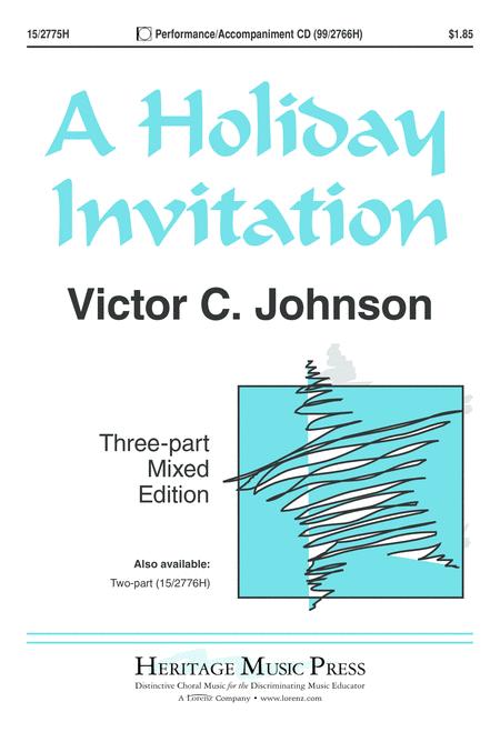 A Holiday Invitation