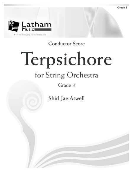 Terpsichore for String Orchestra - Score