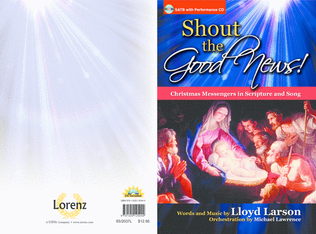 Shout the Good News! - SATB Score