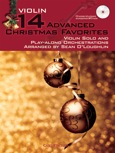 14 Advanced Christmas Favorites - Violin