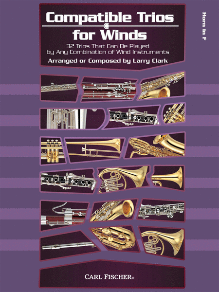 Compatible Trios for Winds (Horn)