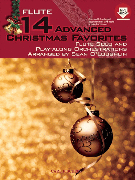 14 Advanced Christmas Favorites - Flute