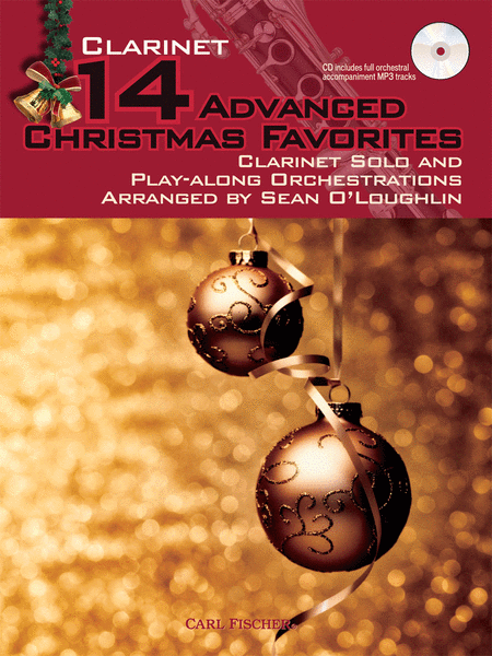 14 Advanced Christmas Favorites - Clarinet