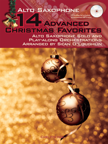 14 Advanced Christmas Favorites - Alto Saxophone