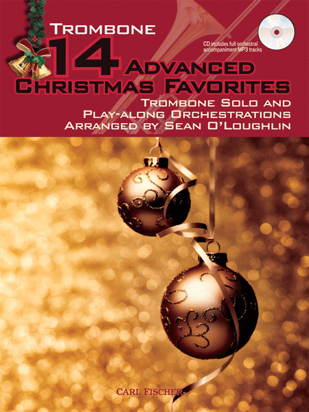 14 Advanced Christmas Favorites - Trombone