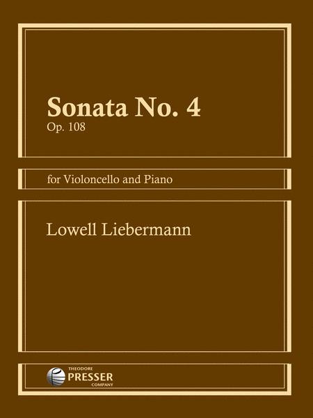 Sonata No. 4, Opus 108