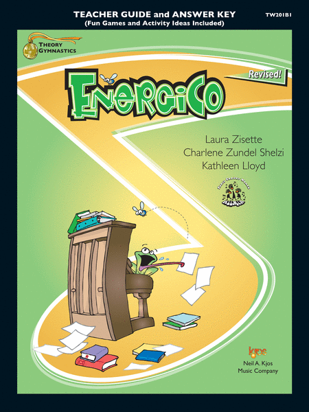 Theory Gymnastics: Energico Teachers Guide