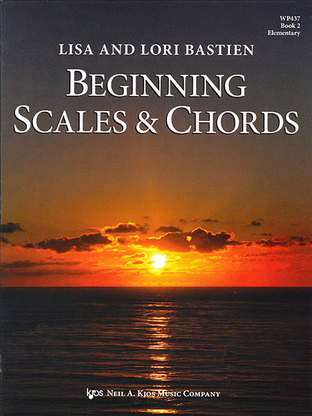 Beginning Scales and Chords, Book 2