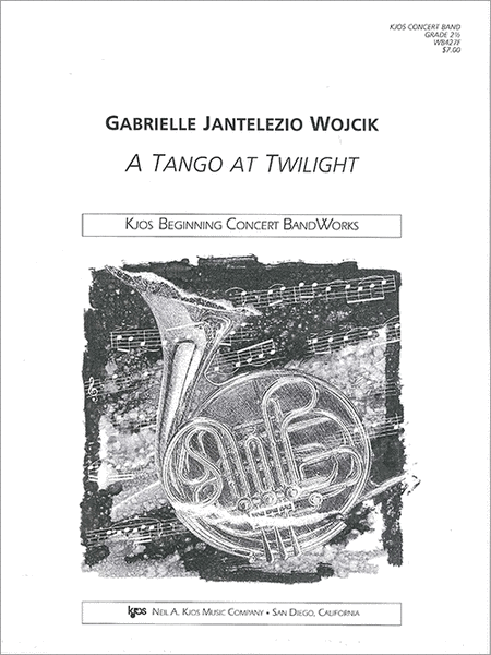 A Tango at Twilight - Score