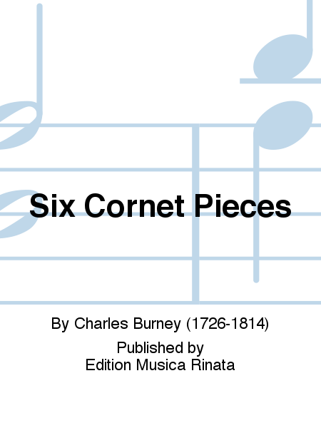 Six Cornet Pieces