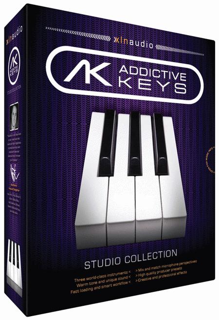 Addictive Keys - Studio Collection