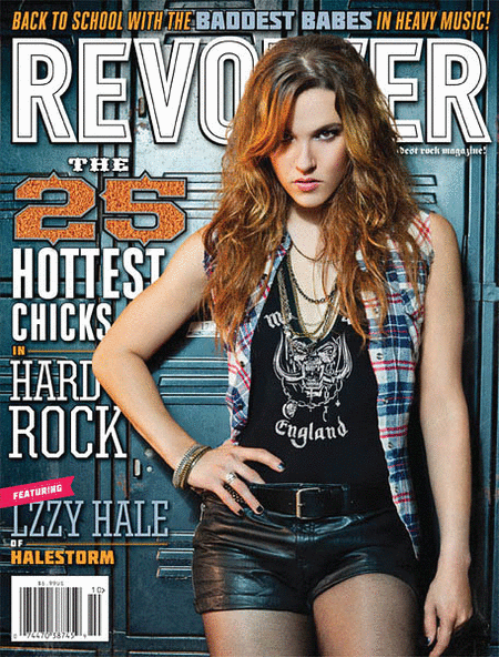 Revolver Magazine - September/October 2012