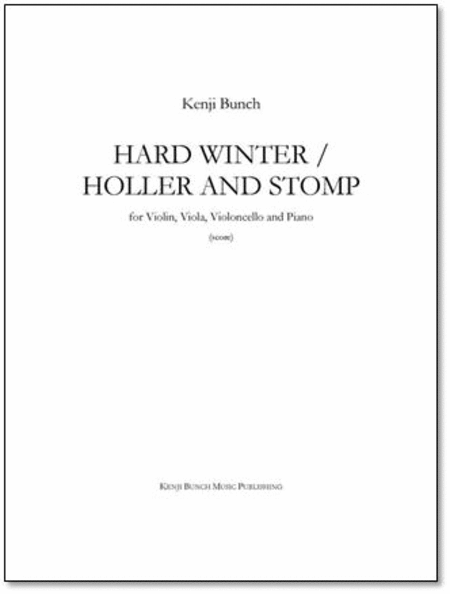 Hard Winter / Holler and Stomp (score and parts)