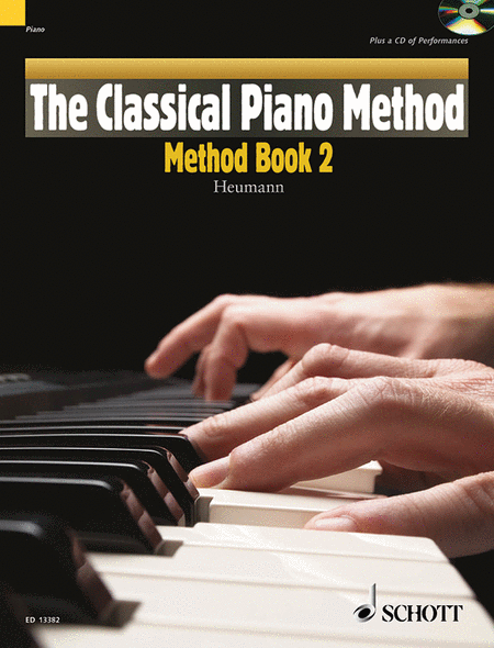 The Classical Piano Method - Method Book 2