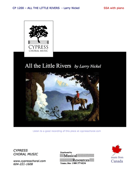 All the Little Rivers (SSA)