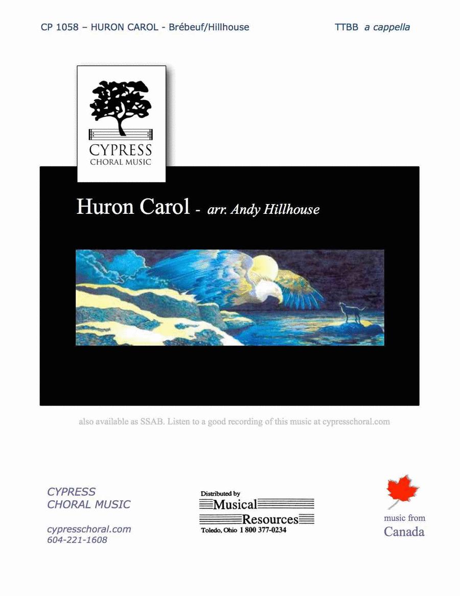 Huron Carol (TTBB)