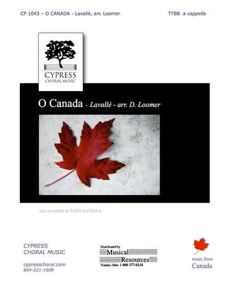 O Canada (TTBB)