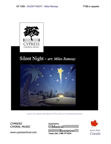 Silent Night (TTBB)