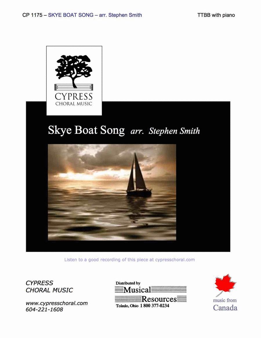 Skye Boat Song (TTBB)