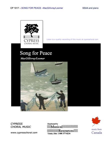 Song for Peace (SA)