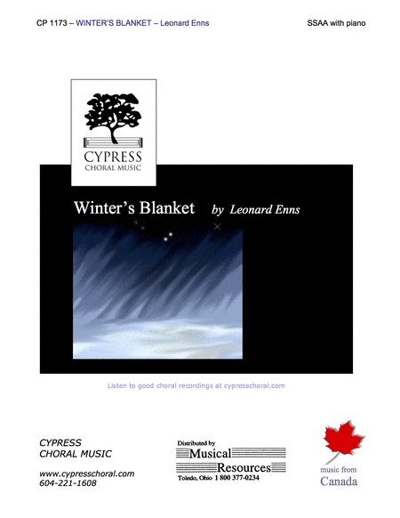 Winter's Blanket