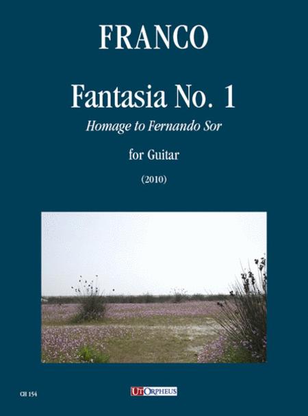 Fantasia No. 1 (Homage to Fernando Sor)