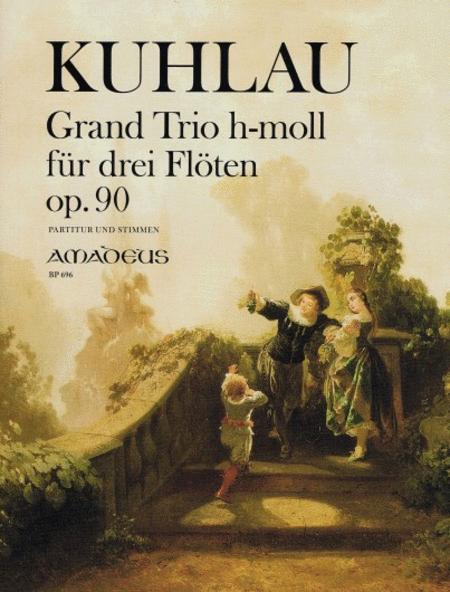Grand Trio op. 90