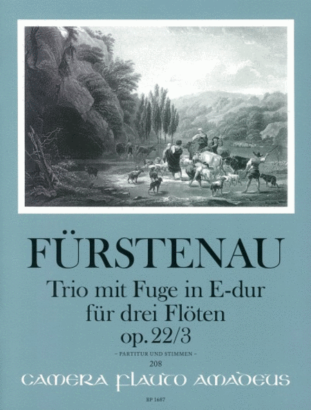 Trio with Fugue op. 22/3