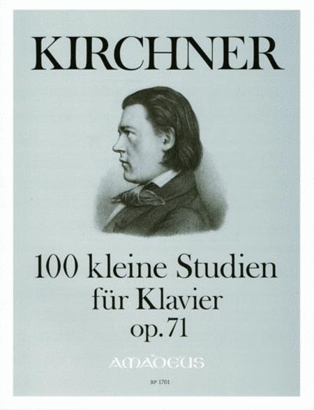 100 Short studies op. 71