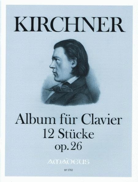 Album for Piano op. 26