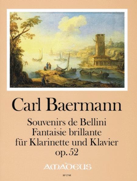 Souvenirs de Bellini op. 52