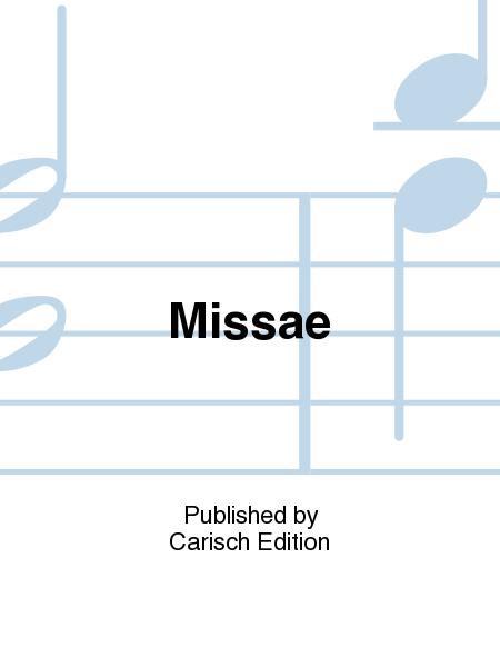 Missae