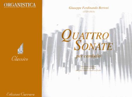 Quattro Sonate per Cembalo