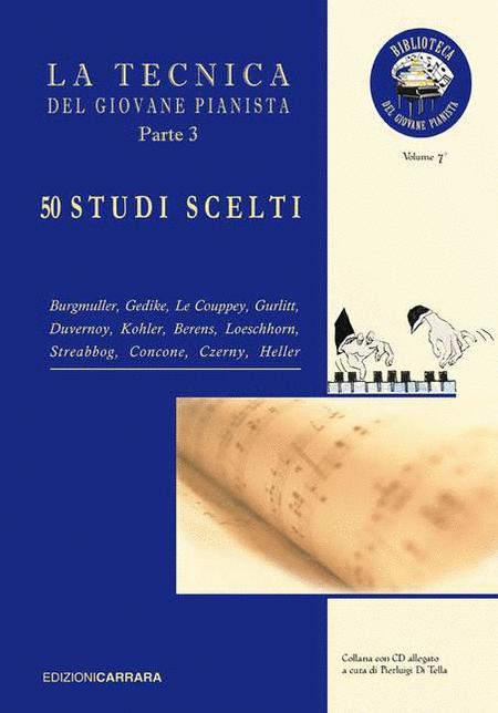 La Tecnica - 50 studi scelti Vol. 3