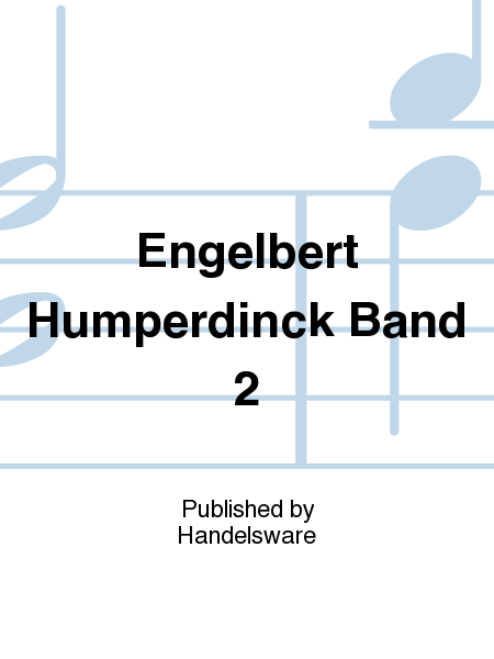 Engelbert Humperdinck Band 2