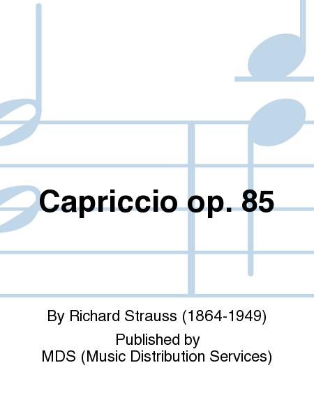 Capriccio op. 85