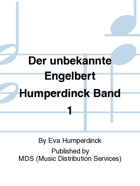 Der unbekannte Engelbert Humperdinck Band 1