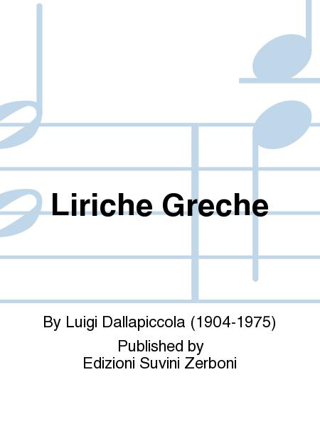 Liriche Greche