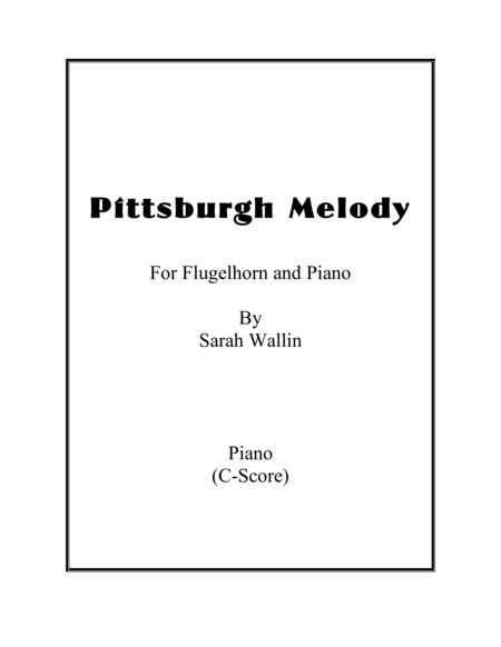 Pittsburgh Melody