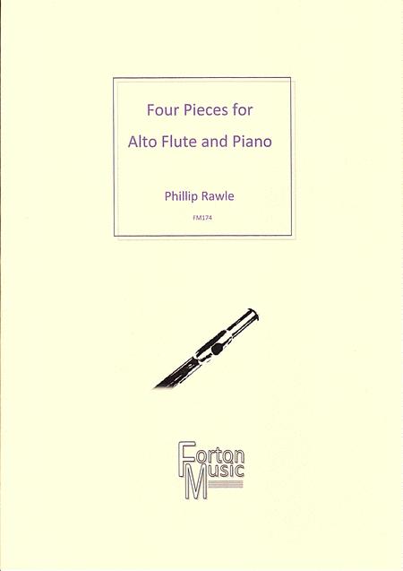 Four Pieces for Alto Flute