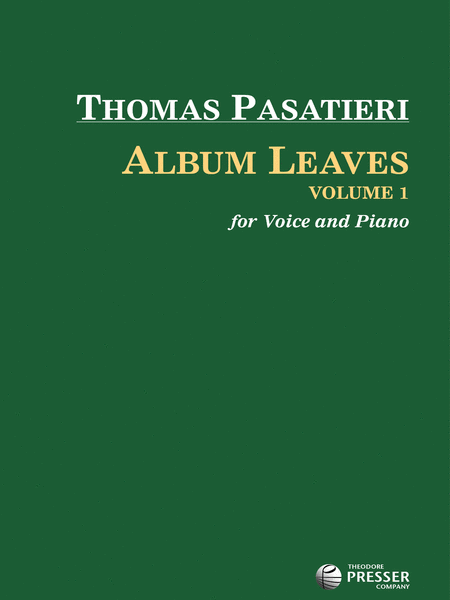 Album Leaves, Vol. 1