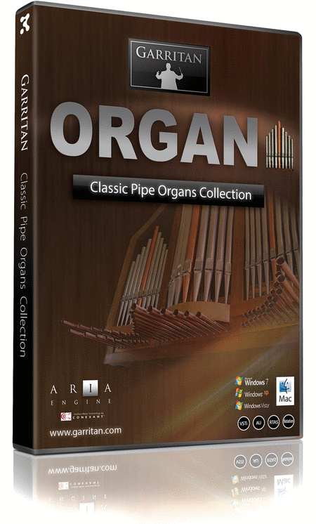 Organ -- Classic Pipe Organs Collection