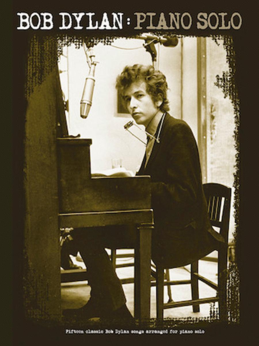 Bob Dylan - Piano Solo
