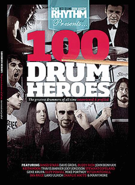 Rhythm Magazine Special Issue - 100 Drum Heroes
