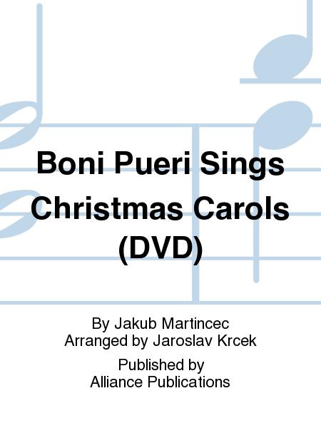 Boni Pueri Sings Christmas Carols (DVD)