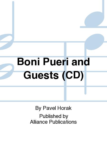 Boni Pueri and Guests (CD)
